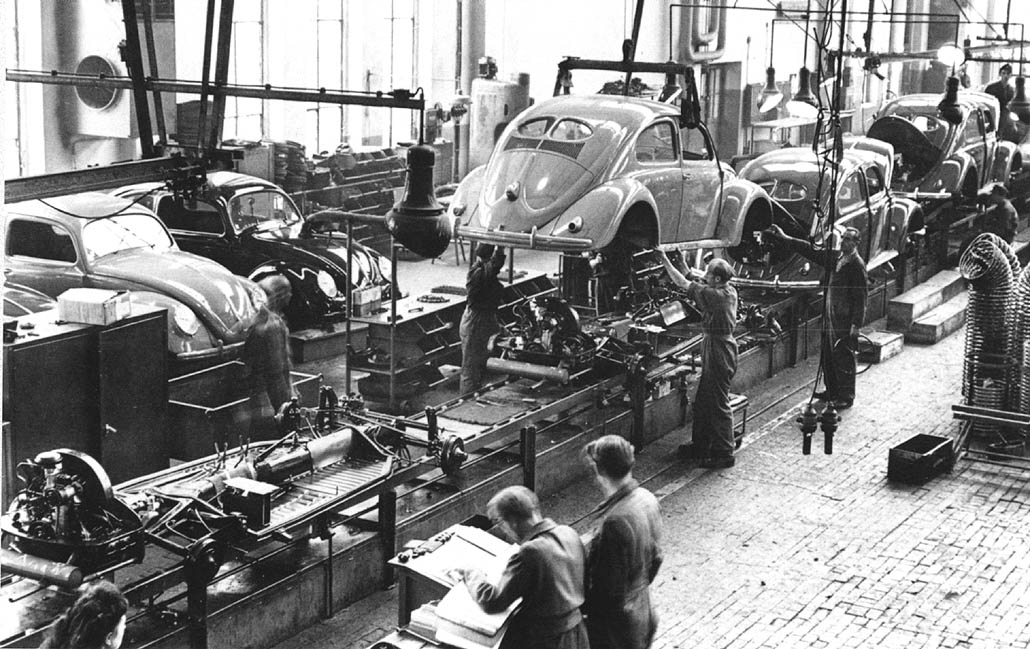 The Opposite Of Assembly : Henry ford assembly lines and the model t history